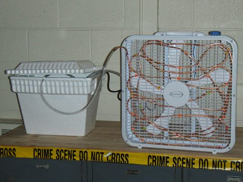 The Most Creative Air Conditioners Ever Homemade Air Conditioner Diy Air Conditioner Portable Air Conditioner
