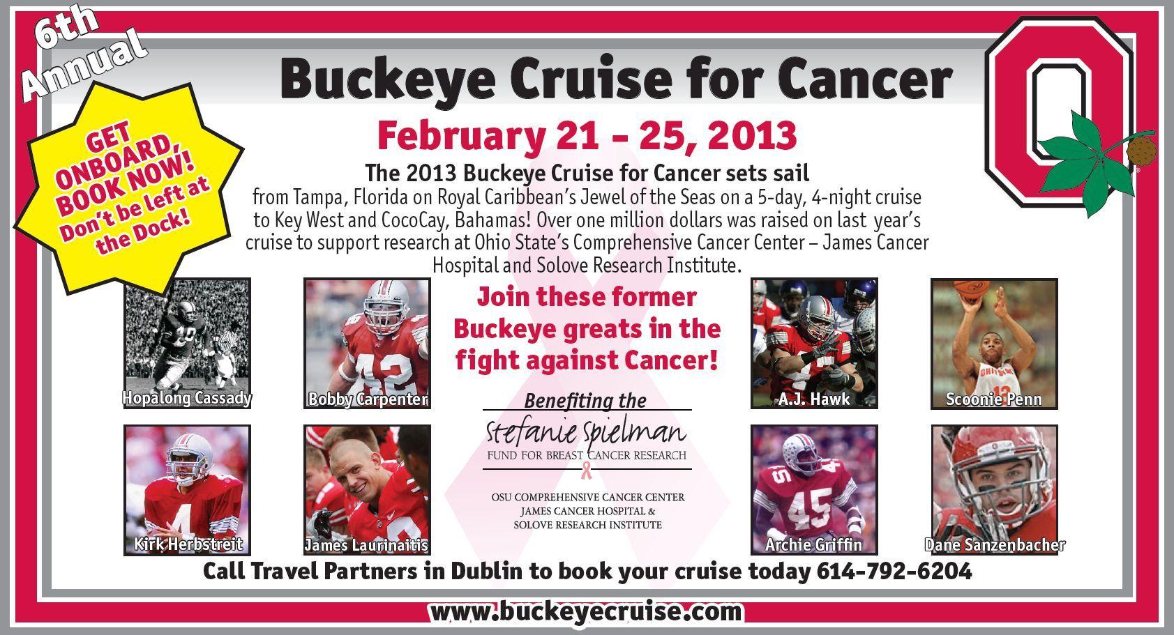 Buckeye Cruise for Cancer - 2013