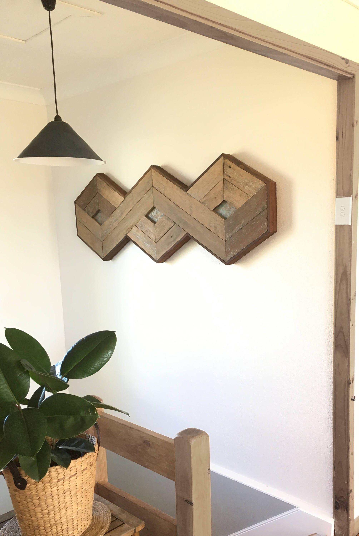 Sold Trinity Knot With Copper Patina Inlay Wood Wall Art Etsy Art Beach Boho Copper Decor Inlay Knot Pat In 2020 Wood Wall Art Diy Wooden Wall Decor Wood Art