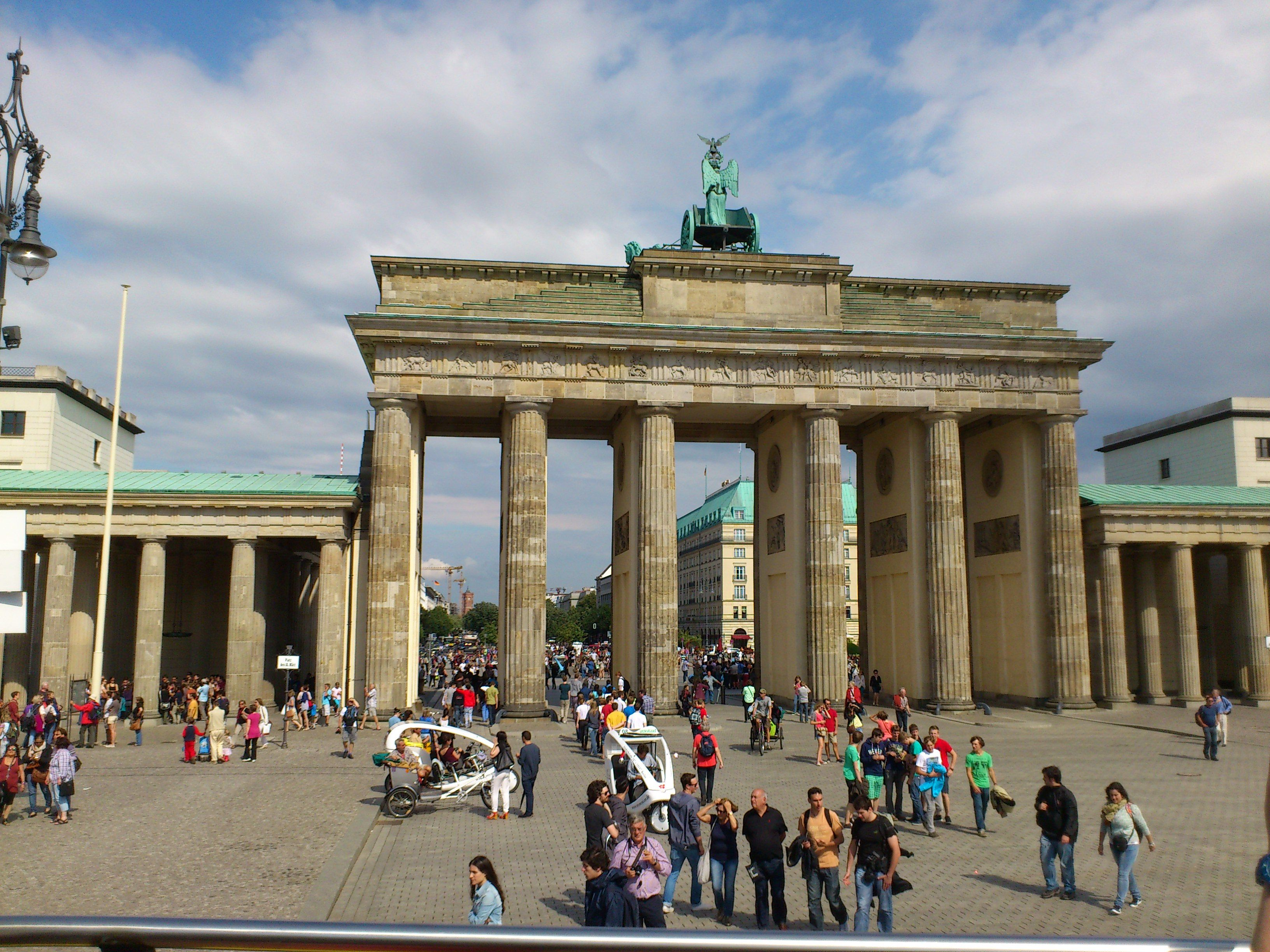 Berlin, 2012