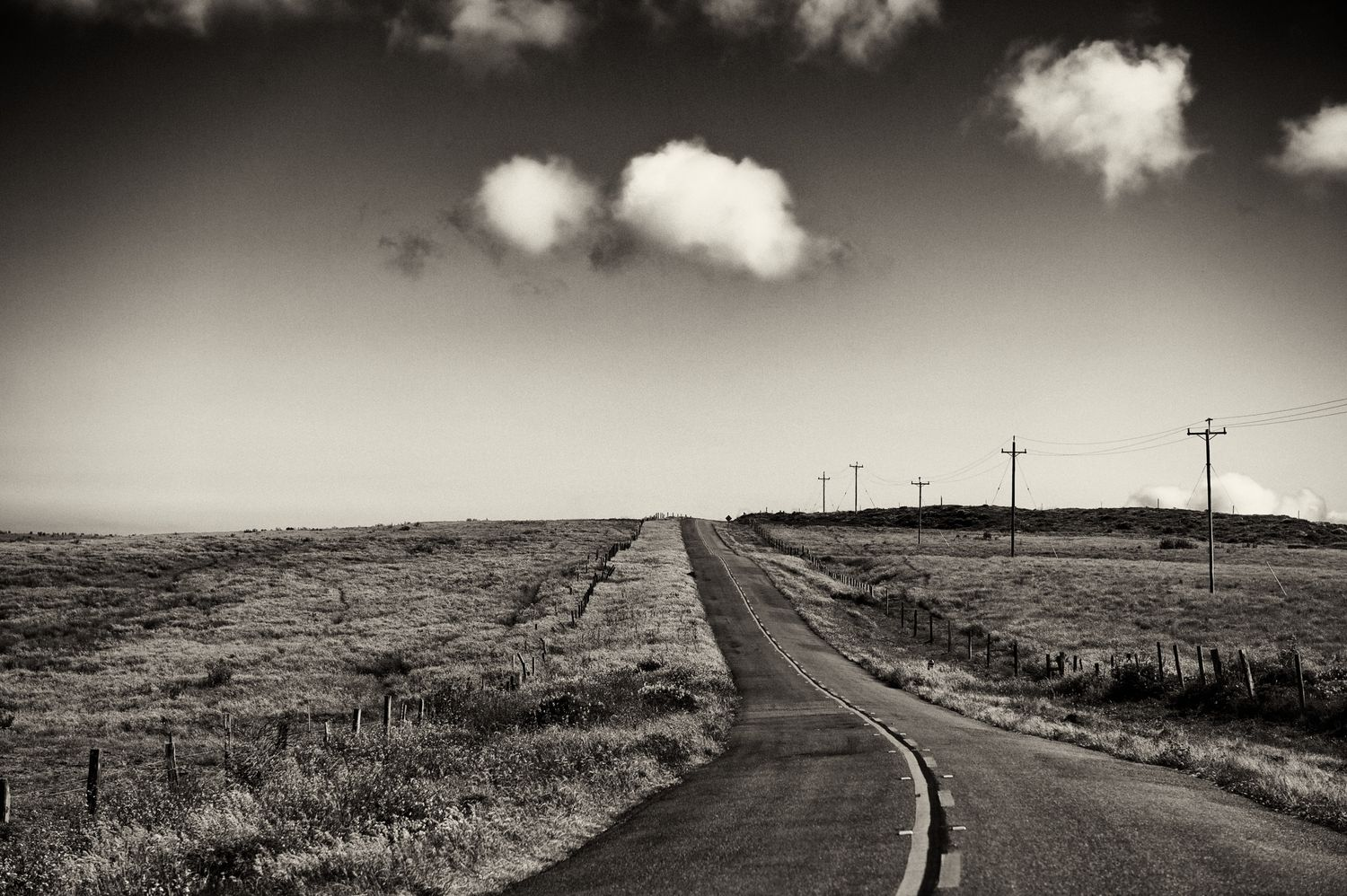 Empty Road-www.tackphoto.com  Tack Photography