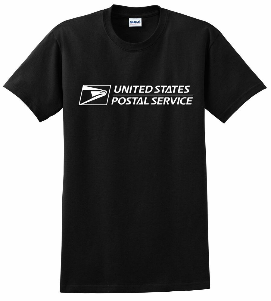New best...!!! Unisex USPS Postal Post Office Sleeve Tee T