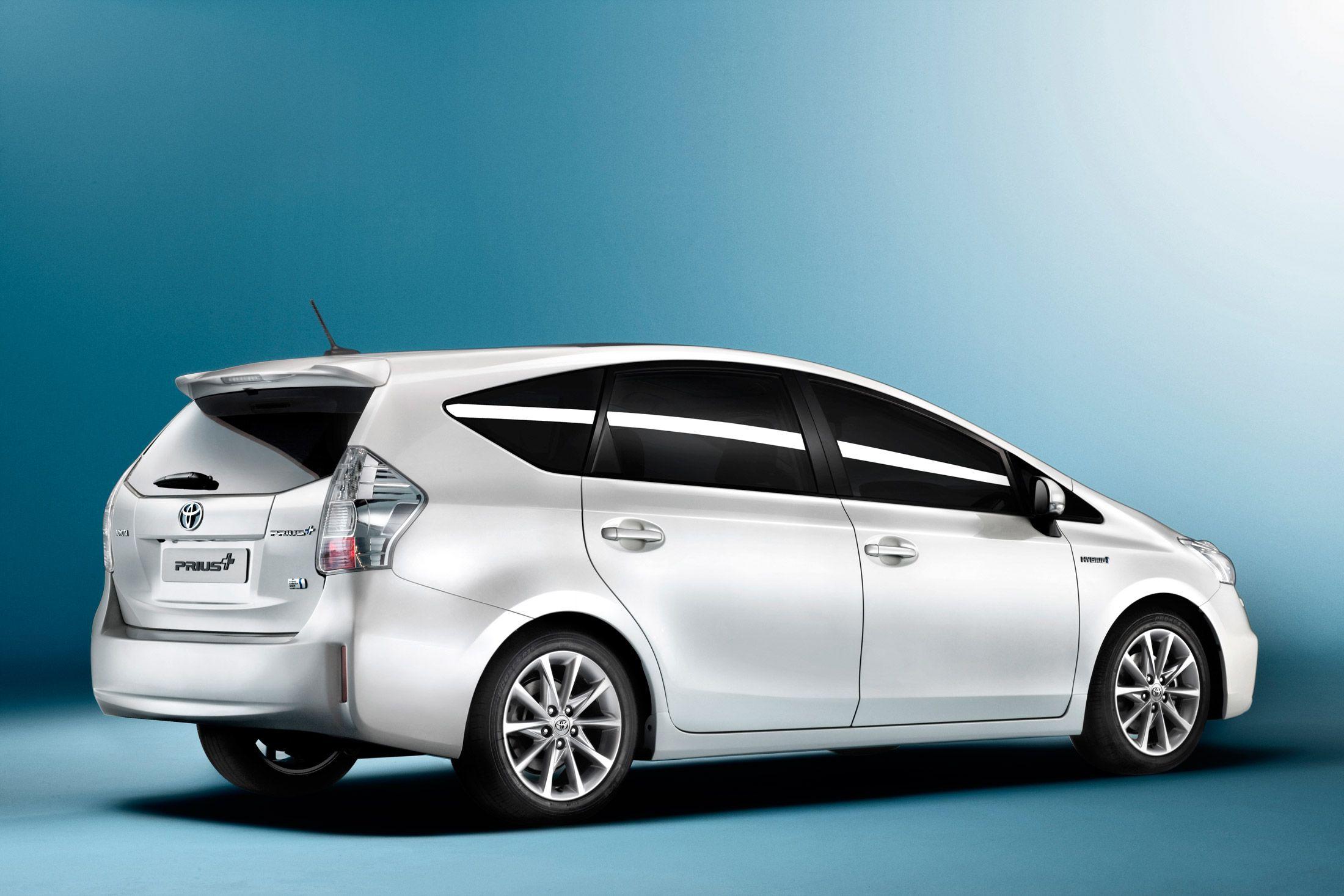 Image For Full Hybrid Toyota Prius Mpv Toyota Prius Toyota Prius