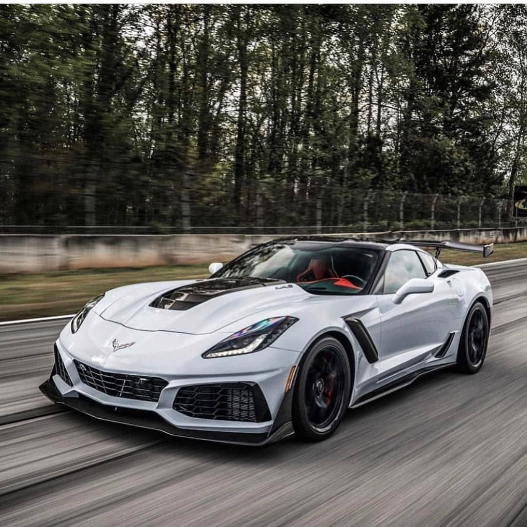 Chevrolet Corvette C7 Zr1 V8 Supercharged 6 2liter 765hp 969nm