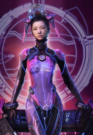 Fantasy Sci Fi Girl Desktop Wallpapers, Download Fantasy Hd Wallpapers And Desktop Backgrounds At Wwwfreecomputerdesktopwallpapercom-4960