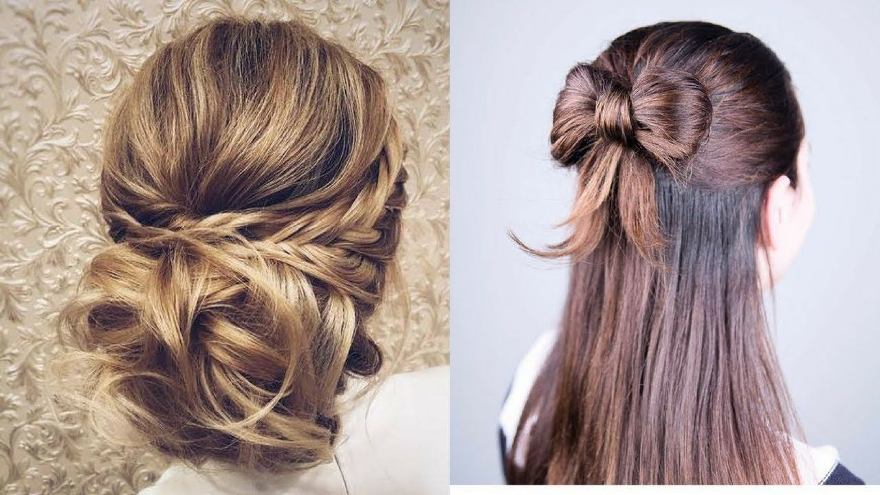 best hairstyle for girls and easy hairstyles step by step #6