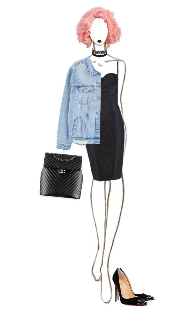 """""""NYC street style✨"""" by ladygagafashion ❤ liked on Polyvore featuring Chanel, Dolce&Gabbana, MANGO, Lime Crime and Charlotte Russe"""