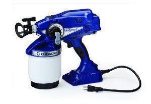 Graco Truecoat Plus Ii Electric Airless Handheld Sprayer Amazon Com Paint Sprayer Graco Sprayers