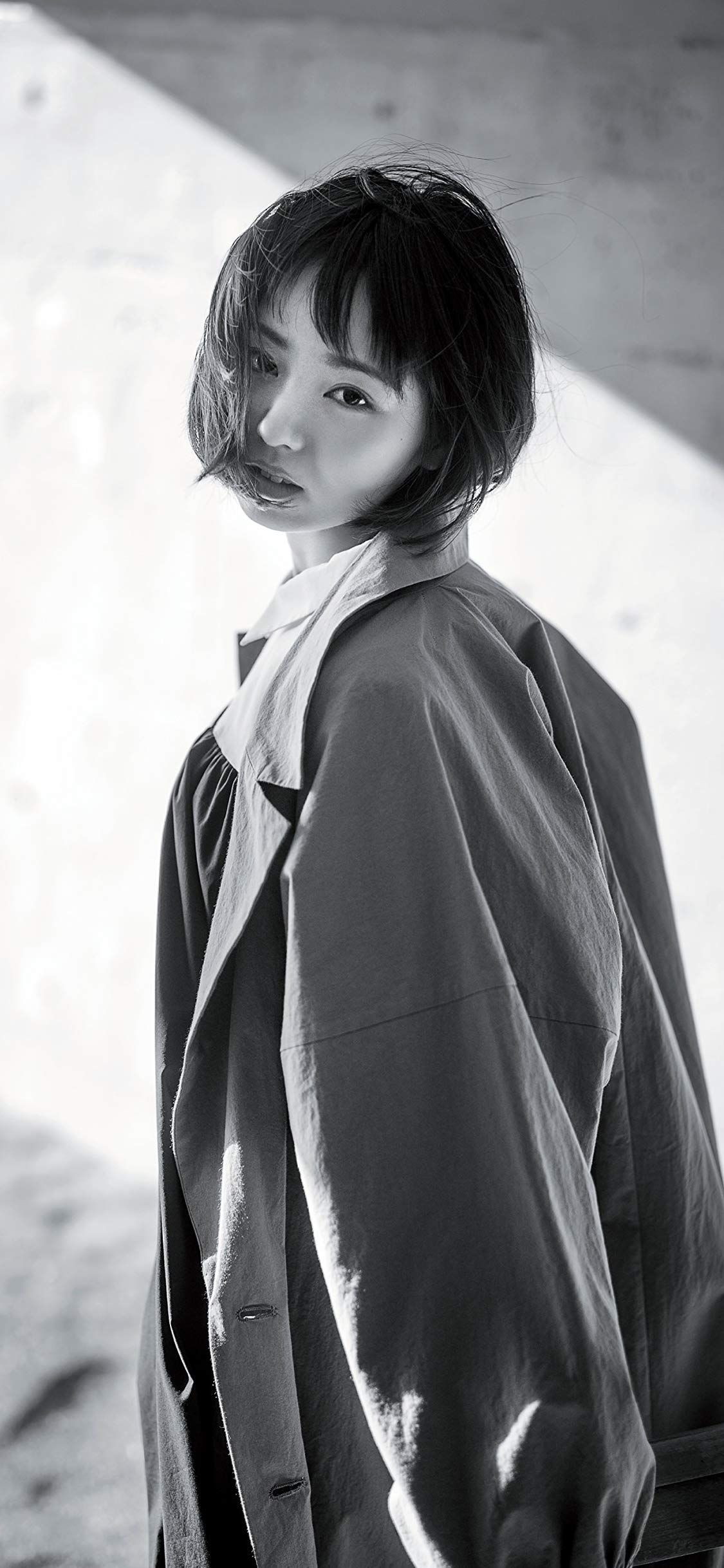 欅坂46 今泉佑唯 Iphone X 壁紙 1125x2436 画像 今泉佑唯 今泉 欅坂46