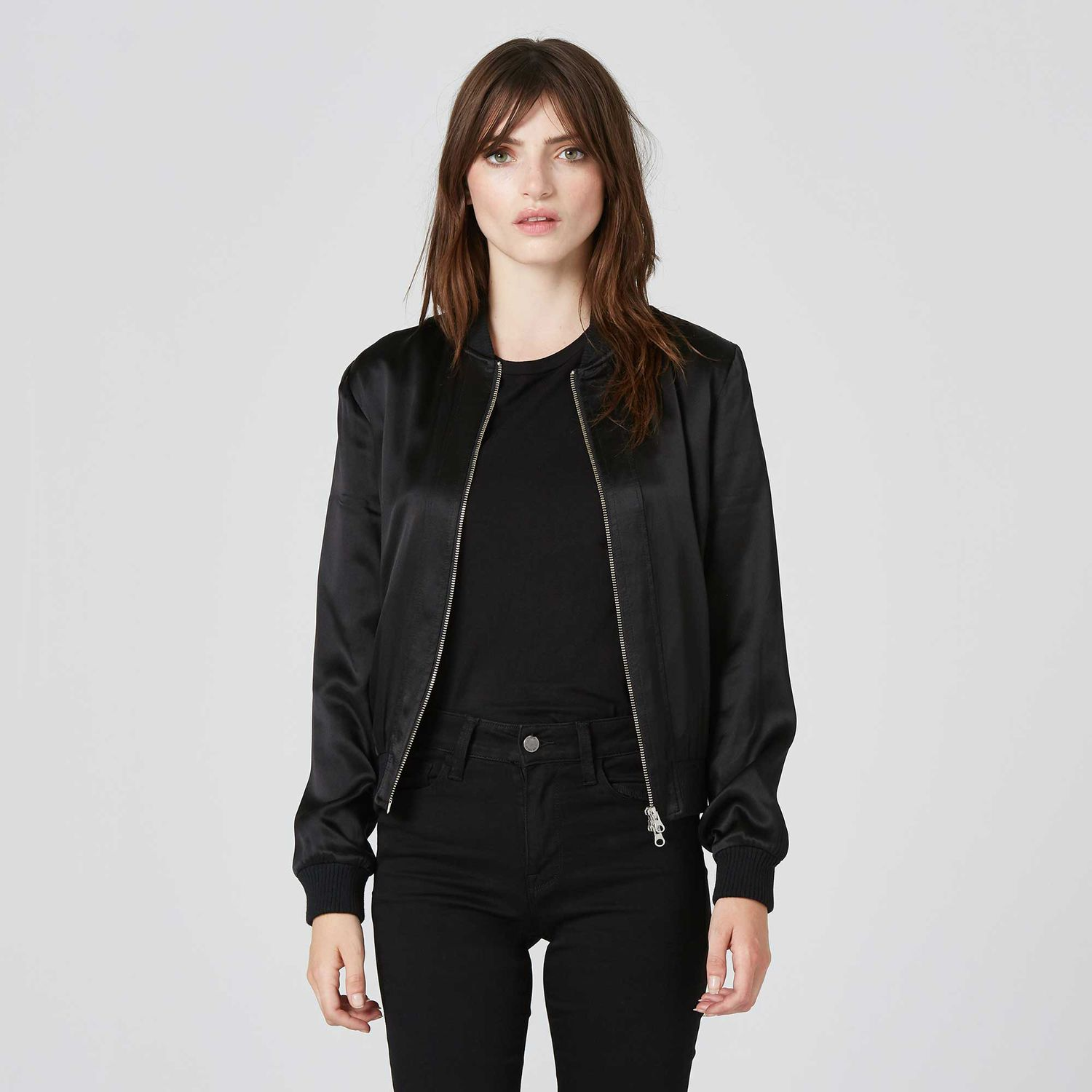 Bomber Jackets for Women Comfortable can be stylish in