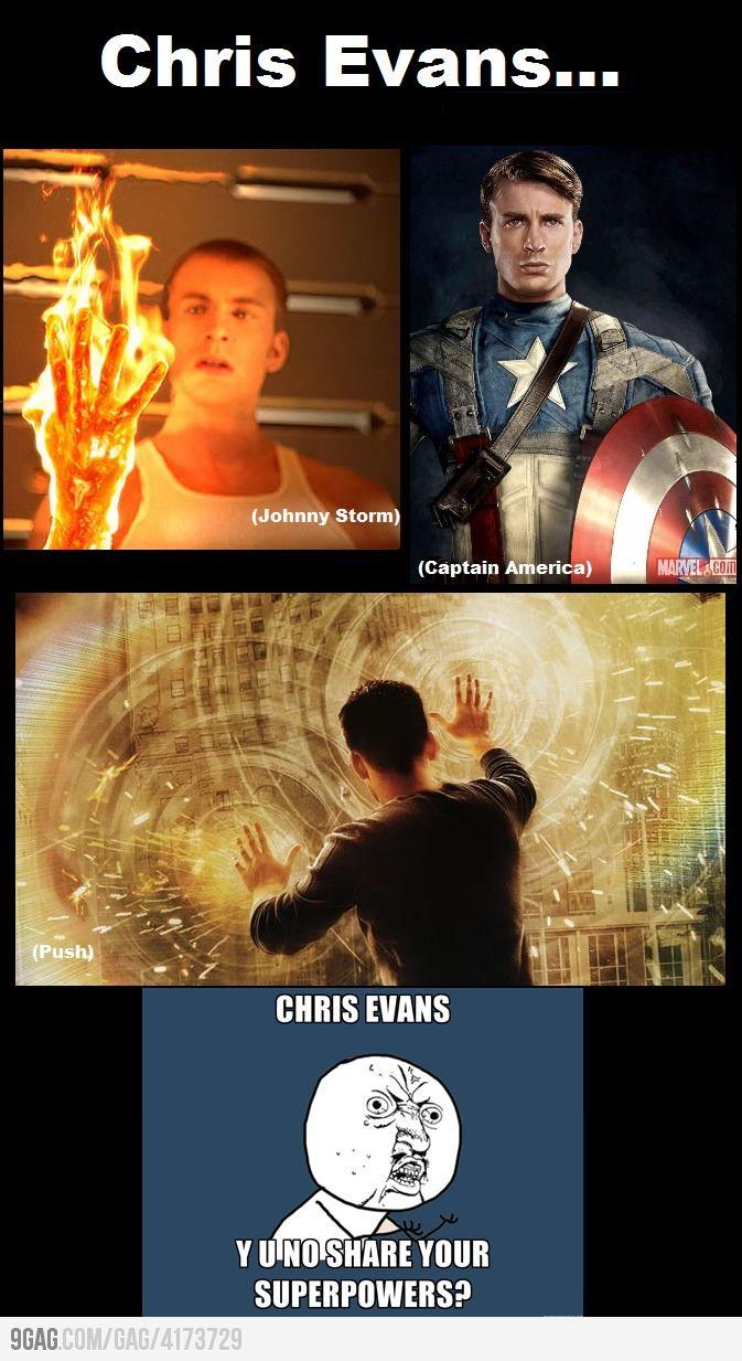 Just chris evans
