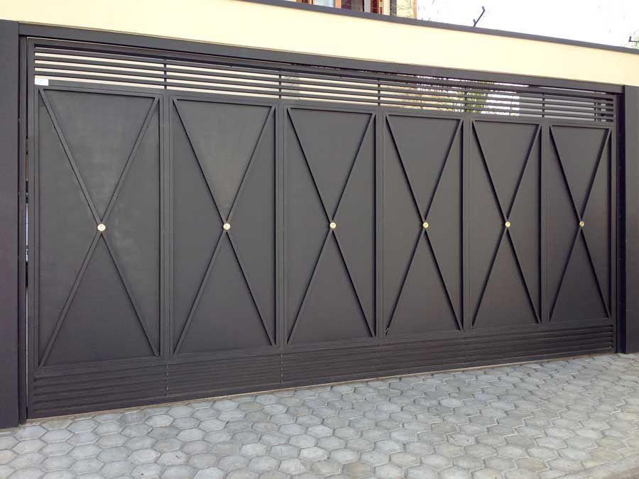 Suficiente Portões de Ferro para Garagem | PORTÃO DE GARAGEM | Pinterest  KC71