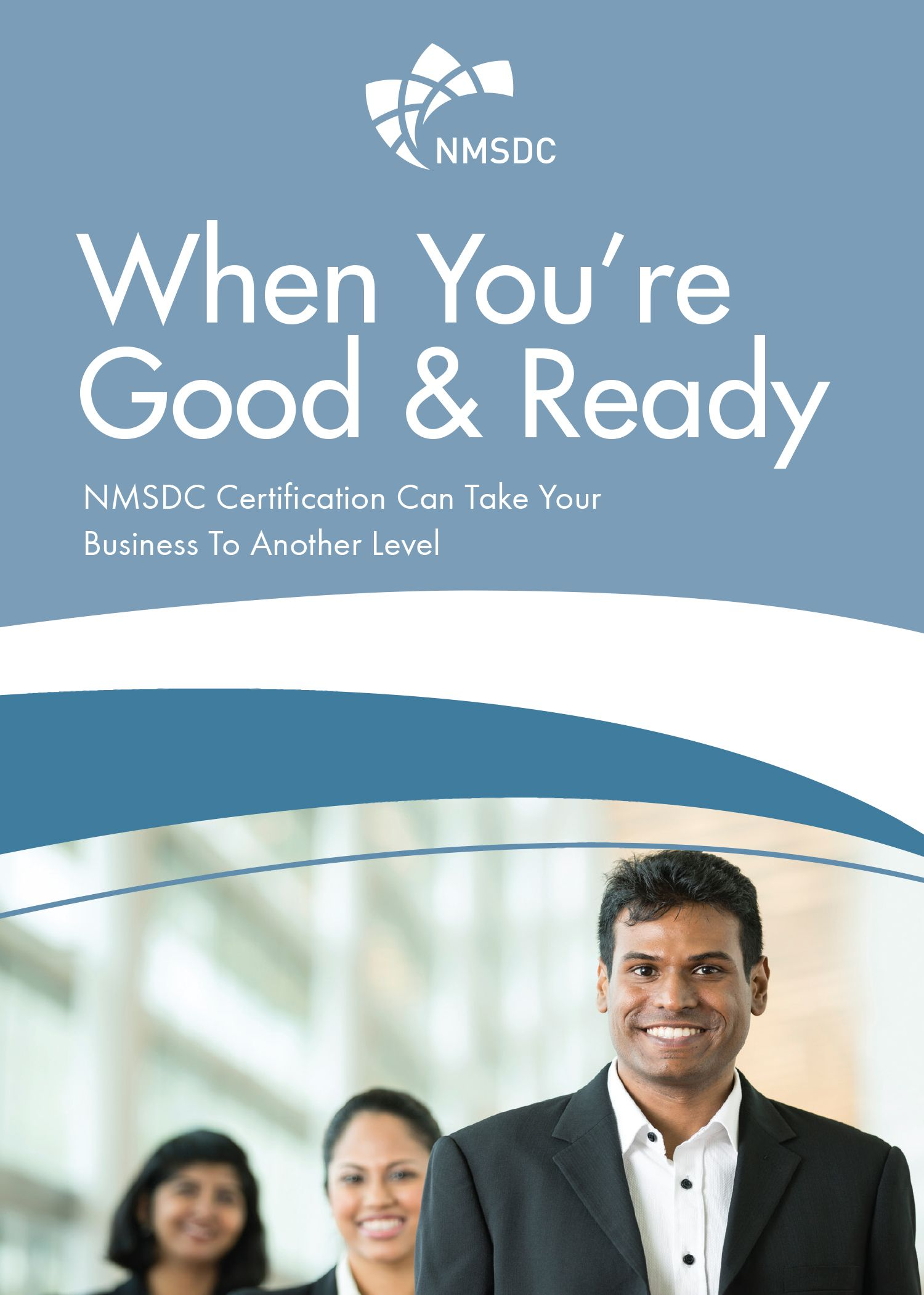 mbe certification certificate nmsdc