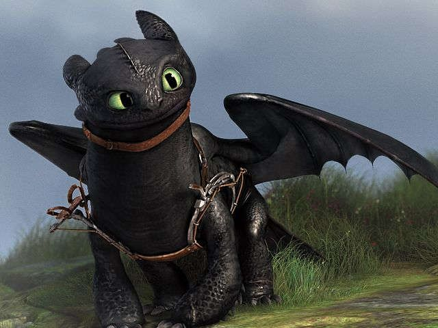 A Guide To The Beasts Of How To Train Your Dragon 2 Dragoes