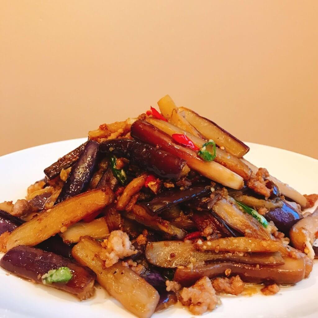 Chinese Eggplant Stew with Minced Pork в 2020 г | Здоровое питание. Здоровье