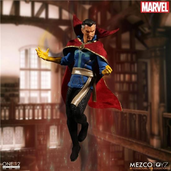Marvel Universe Action Figure 1/12 Doctor Strange 16 cm #12doctor