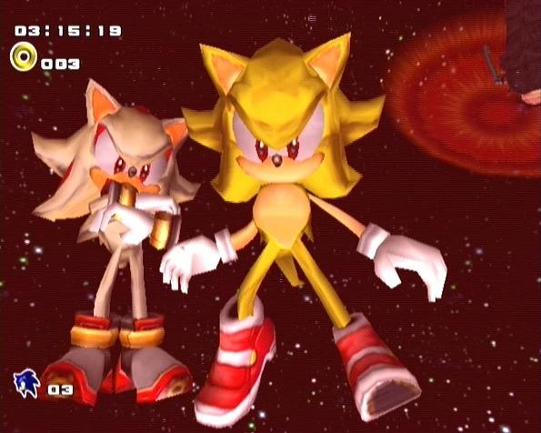 Sonic Adventure 2 Gallery Sonic News Network Fandom Sonic Adventure Sonic Adventure 2 Super Shadow
