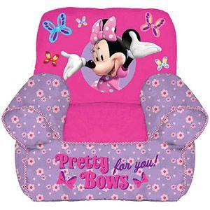 Brilliant Disney Minnie Mouse Toddler Bean Bag Chair 18 Walmart Ibusinesslaw Wood Chair Design Ideas Ibusinesslaworg