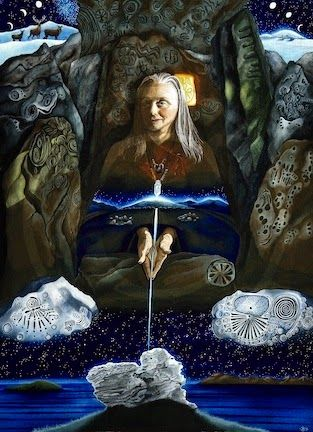 Image result for Cailleach