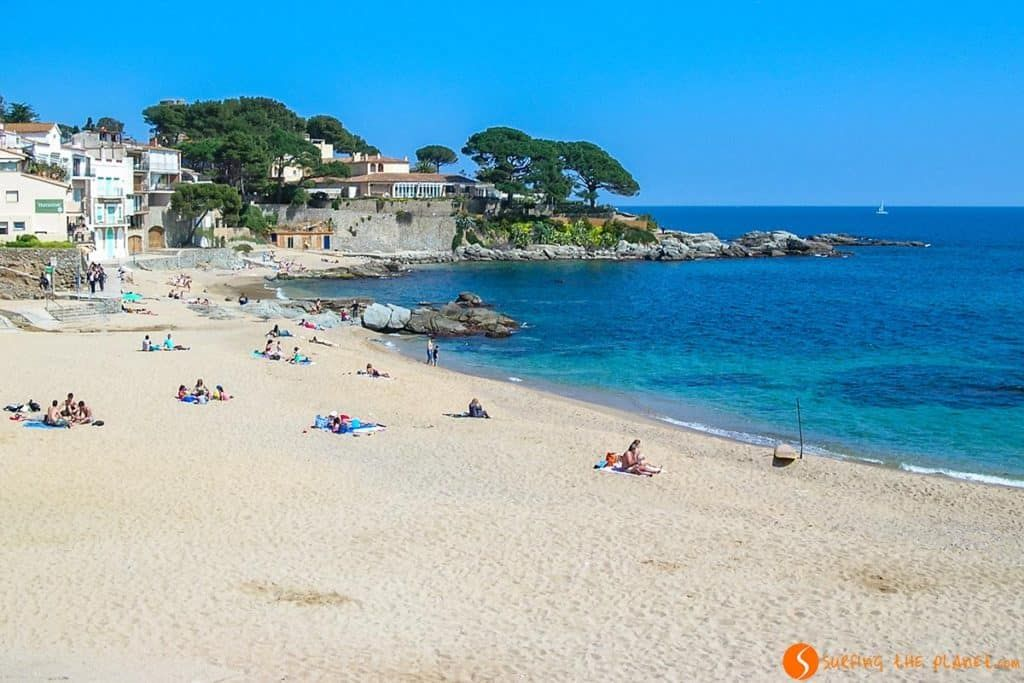 Las 25 Mejores Playas Y Calas De La Costa Brava Calas Costa Brava Ruta Costa Brava Costa