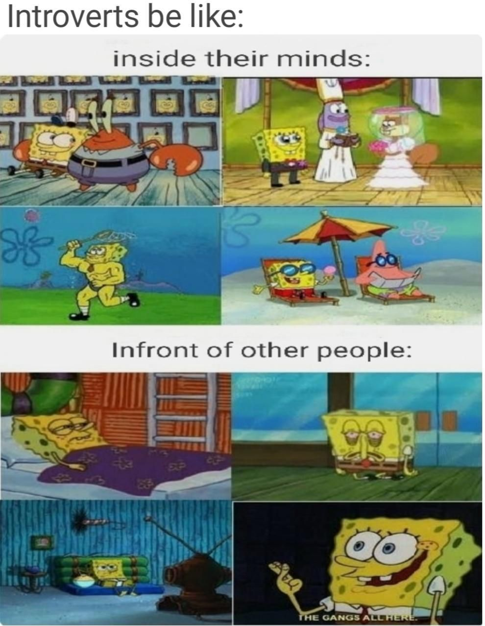 Brianbaccusbrands Funny Boyfriend Memes Spongebob Memes Funny Relatable Memes