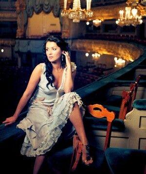 Anna Netrebko Oper Musik