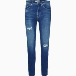 Photo of Calvin Klein jeans super skinny a vita alta alla caviglia 31 Calvin Klein