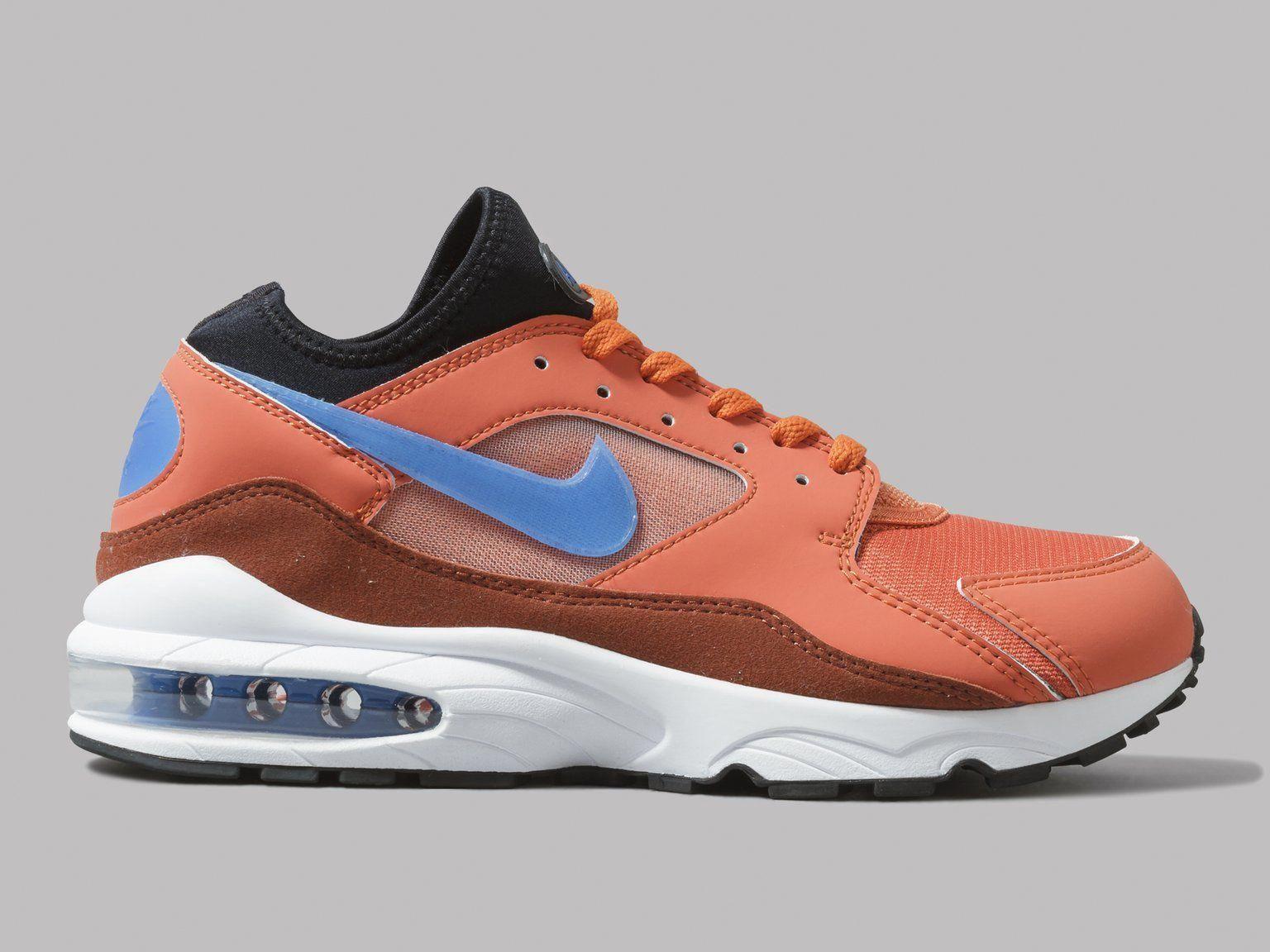 buy online 638c2 73834 Nike Air Max 93 (Vintage Coral  Blue Nebula  Mars Stone)
