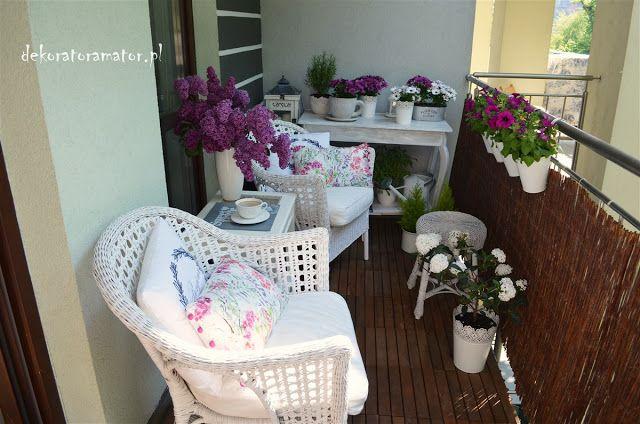 Aranzacja Balonu Majowy Balkon Pomysl Na Balkon Balkon Inspiracje Home Decor Decor Furniture
