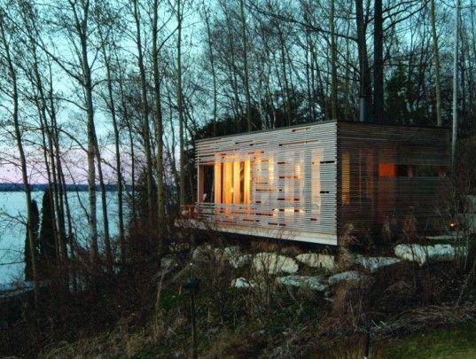 Tiny Home Designs: BOOK REVIEW: Nano House Showcases Contemporary Micro Home