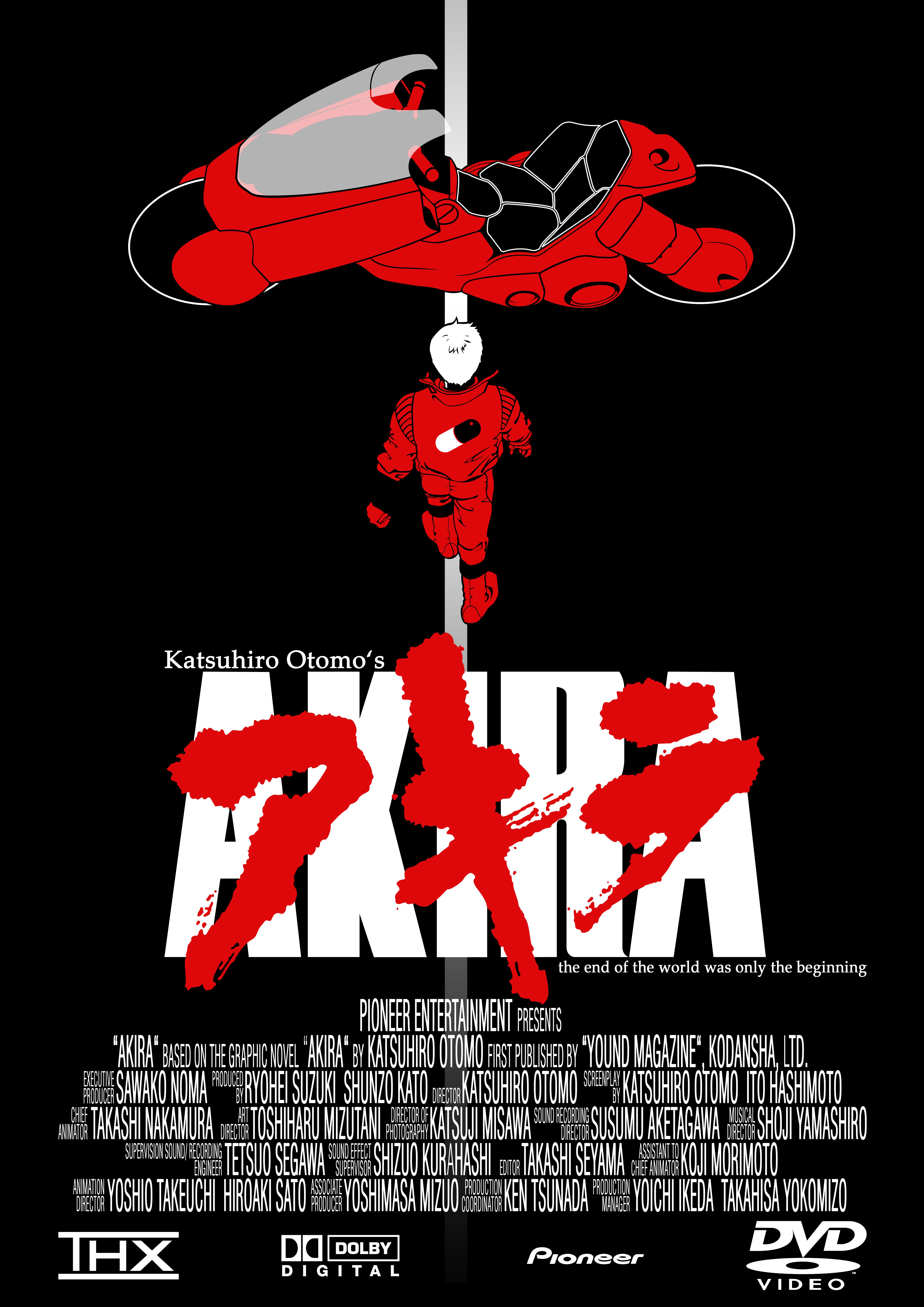 Pin by Tarin Picker on ≠ Akira ≠  17f05f0667