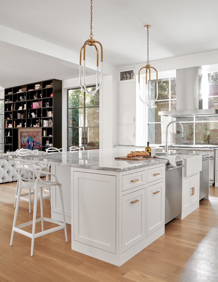 28 elegant white kitchen design ideas for modern home modern kitchen design white kitchen on kitchen ideas elegant id=54672