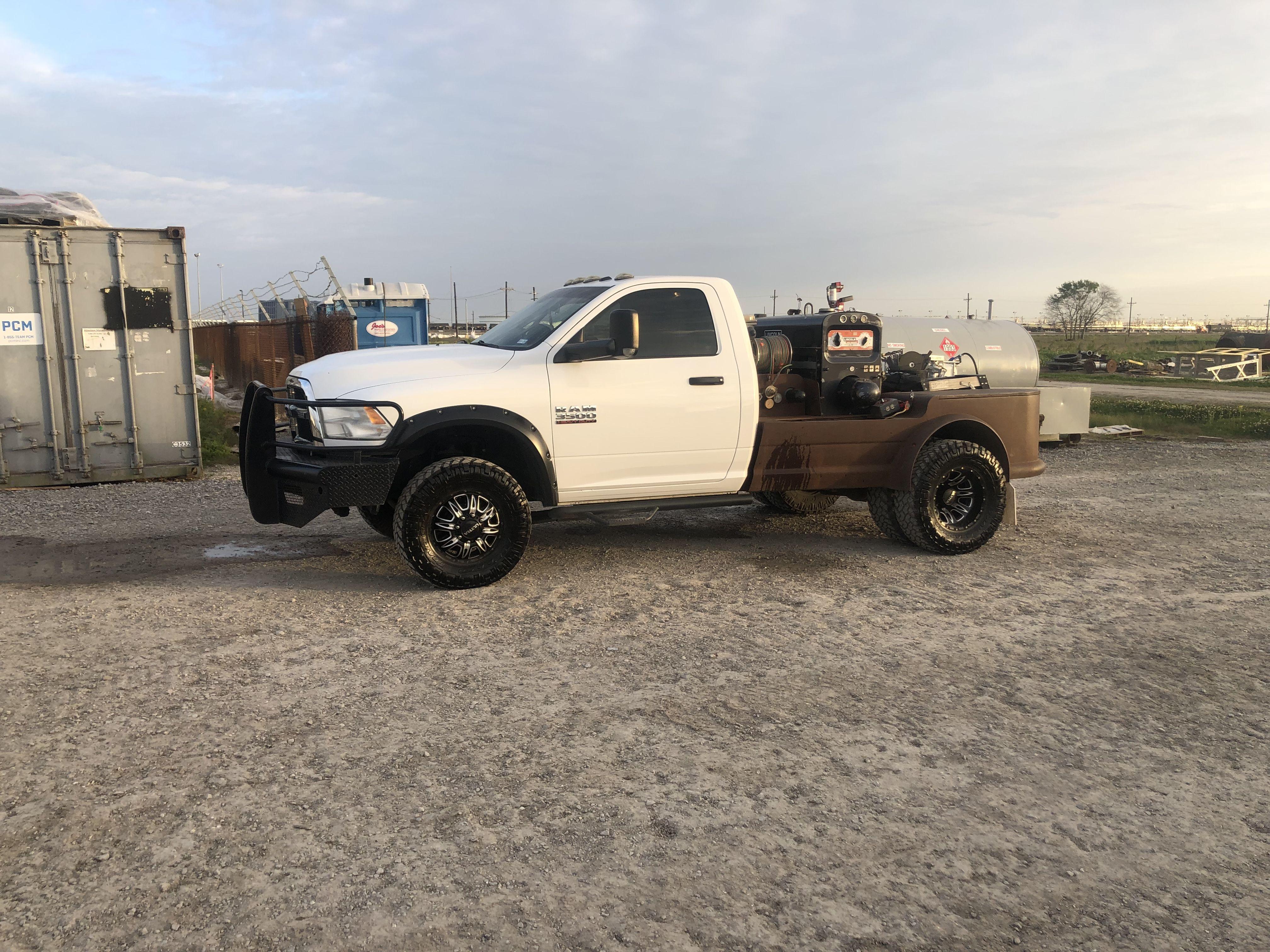 Pin on West Texas Rig Welder