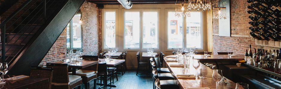 Ceia Kitchen Bar A Coastal European Bistro Wine Loft Newburyport Ma Bistro Kitchen Bar Home Decor
