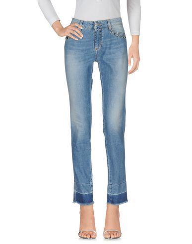 ERMANNO DI ERMANNO SCERVINO Women's Denim pants Blue 2 US