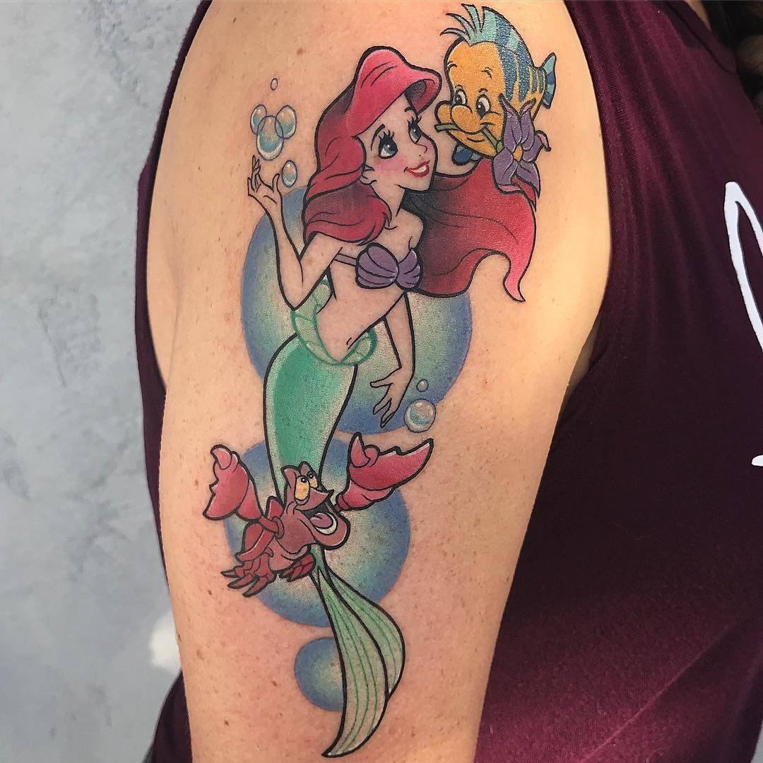 Nikkirex On Instagram The Little Mermaid Thank You So Much