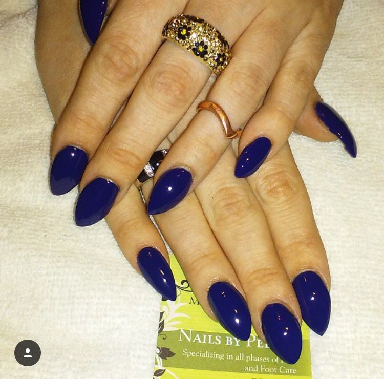 Nails by Pebbles