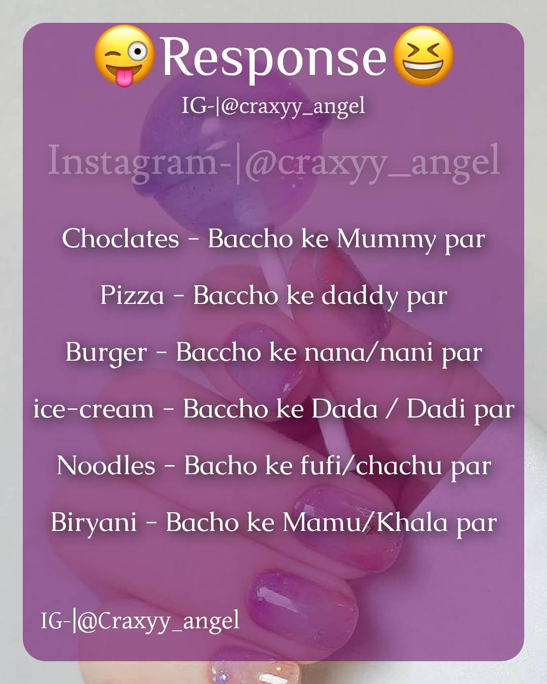 582 Likes 17 Comments Craxyy Angel On Instagram Your Answer Are Here Comment Below Wh Bff Quotes Funny Birthday Quotes Funny Crazy Girl Quotes