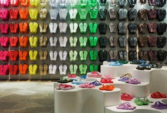16a78575c510 Havaiana s flagship store - Brazil