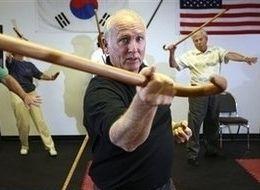 Cane Fu Martial Arts For Seniors Health Martial Arts