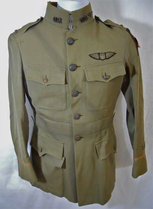 Find & Bid On WW1 US Air Corps Uniform - Now For Sale At Auction
