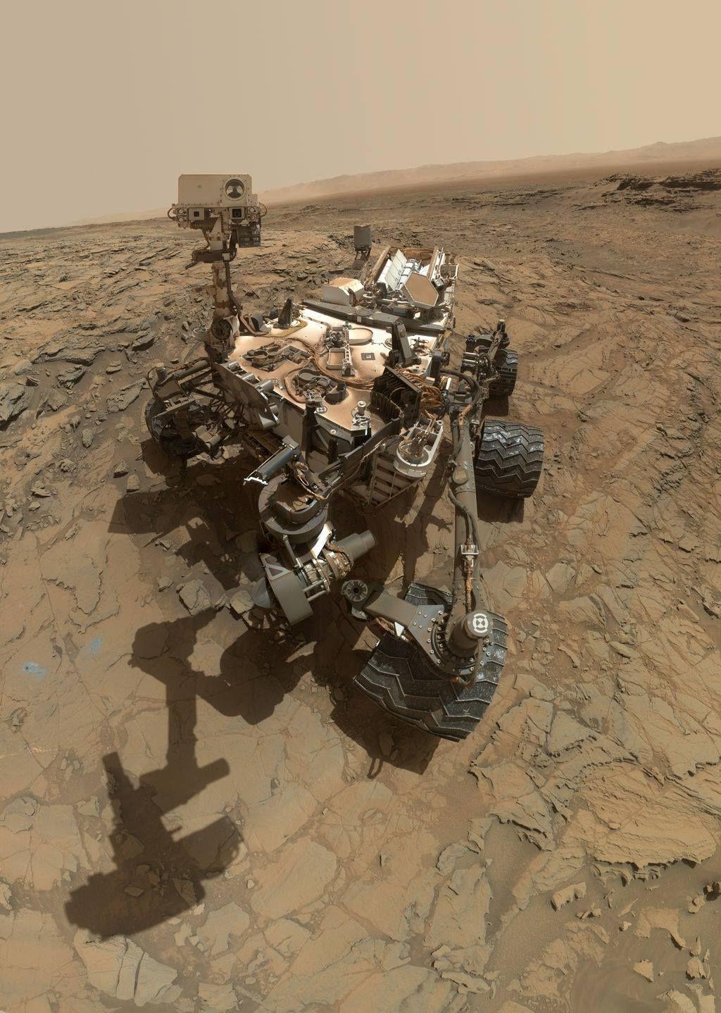 "rhubarbes: ""NASA's Curiosity Mars Rover """