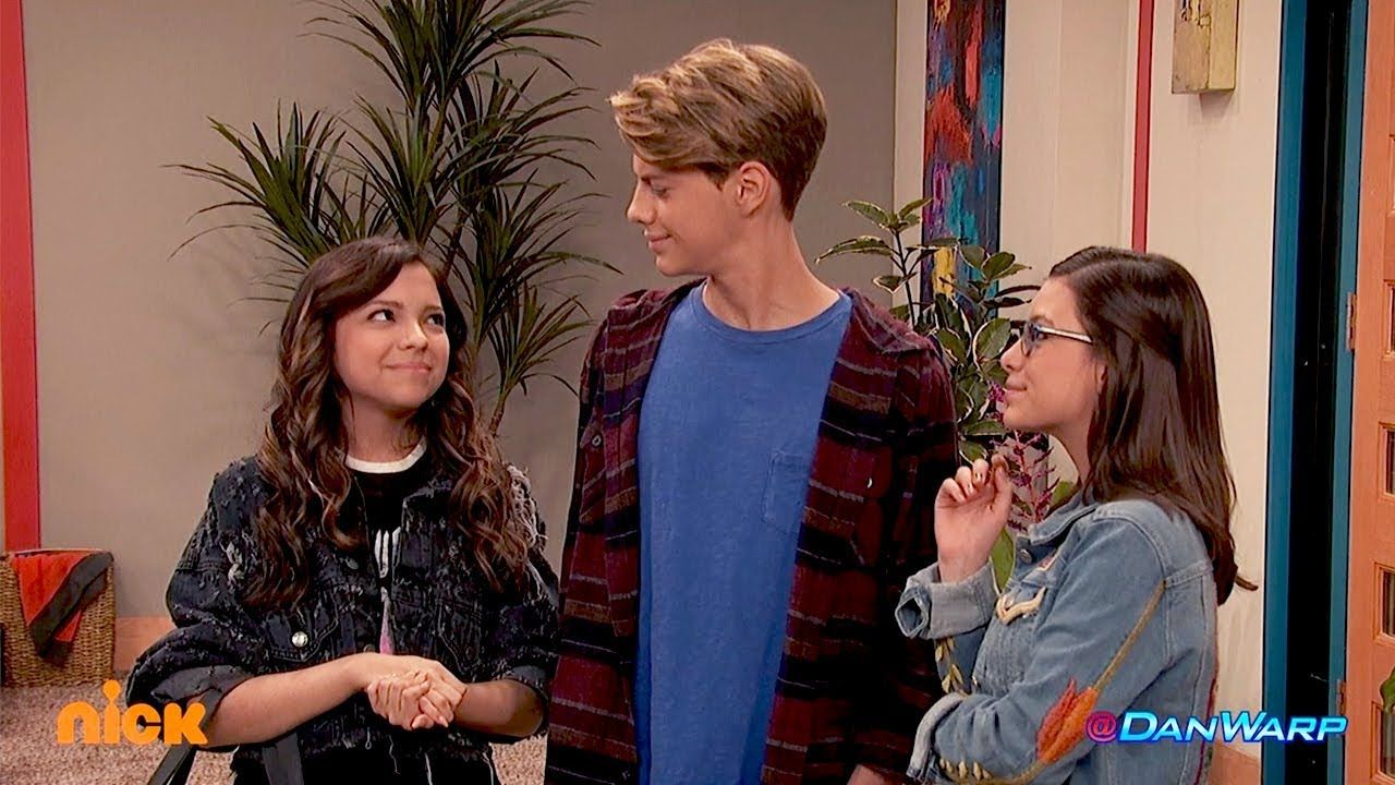 The Game Shakers Meet Henry Hart-- IN SLOW MOTION! | Danger
