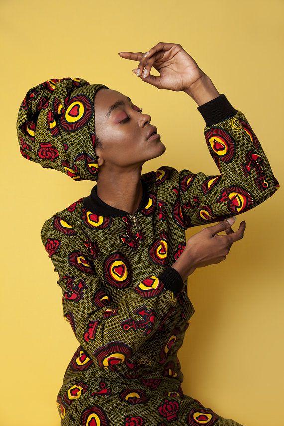 bomber jacket wax mode africaine mode wax et mode. Black Bedroom Furniture Sets. Home Design Ideas