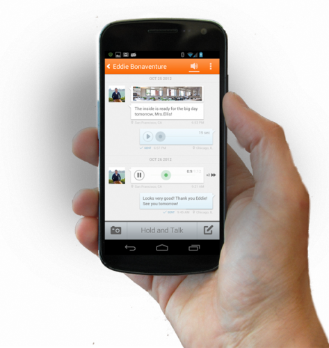Voxer Walkie-Talkie PTT {iOS App of the Week} | Project