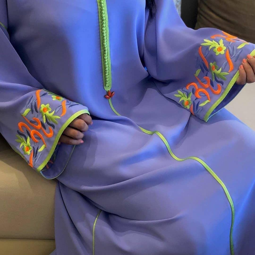 اخر صيحات الجلابة المغربية In 2021 Kaftan Clothes Dresses