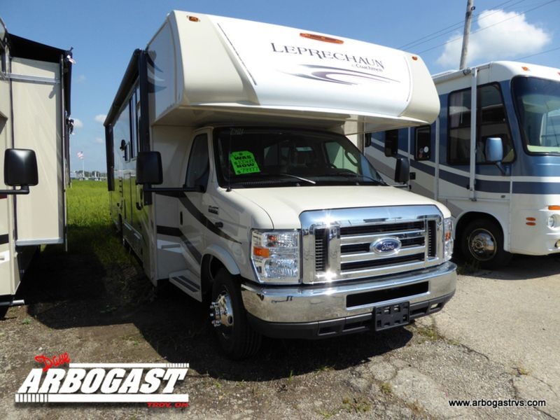 2017 Coachmen Leprechaun 319mb Currently For Sale At Dave Arbogast