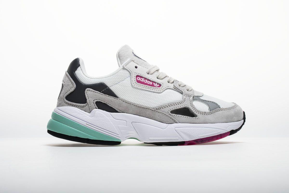 a6bce9b81e7 Adidas Falcon W BB9177 YUNG-2 Dark Grey Shoes3