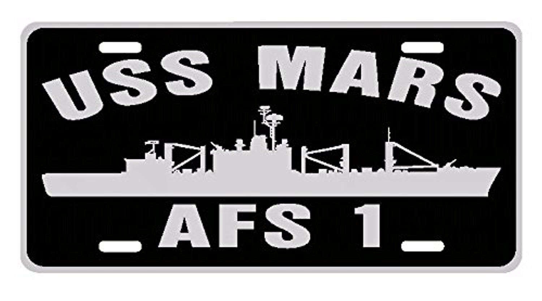 USS Mars AFS 1 US Naval Ship USN Navy Photo Print