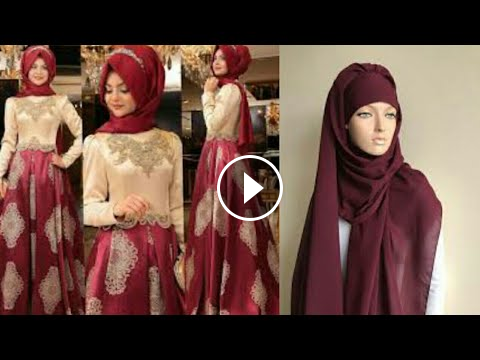 10555ce6a40 Dubai hijab style !! fashion Landon  Arabic hijab style step by step Dubai hijab style Arabic hijab style 2018 simple hijab hijab style 2017 Arabic hijab   ...